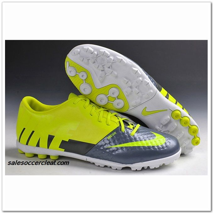 Soccer Shoes Nyc Nike Mercurial Victory IV New TF Futsal Tropical 2014 Green