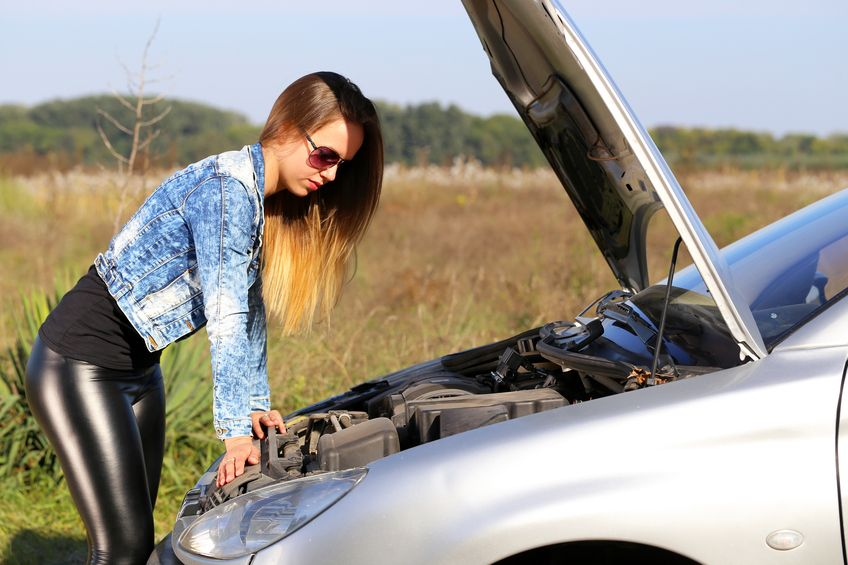 Tow Your Broken Car in 2020 Car battery, Towing company