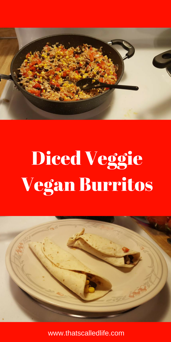 Diced veggie vegan burritos american food recipes burritos and diced veggies vegan burritos satisfying vegan burritos the whole family will love healthy forumfinder Choice Image