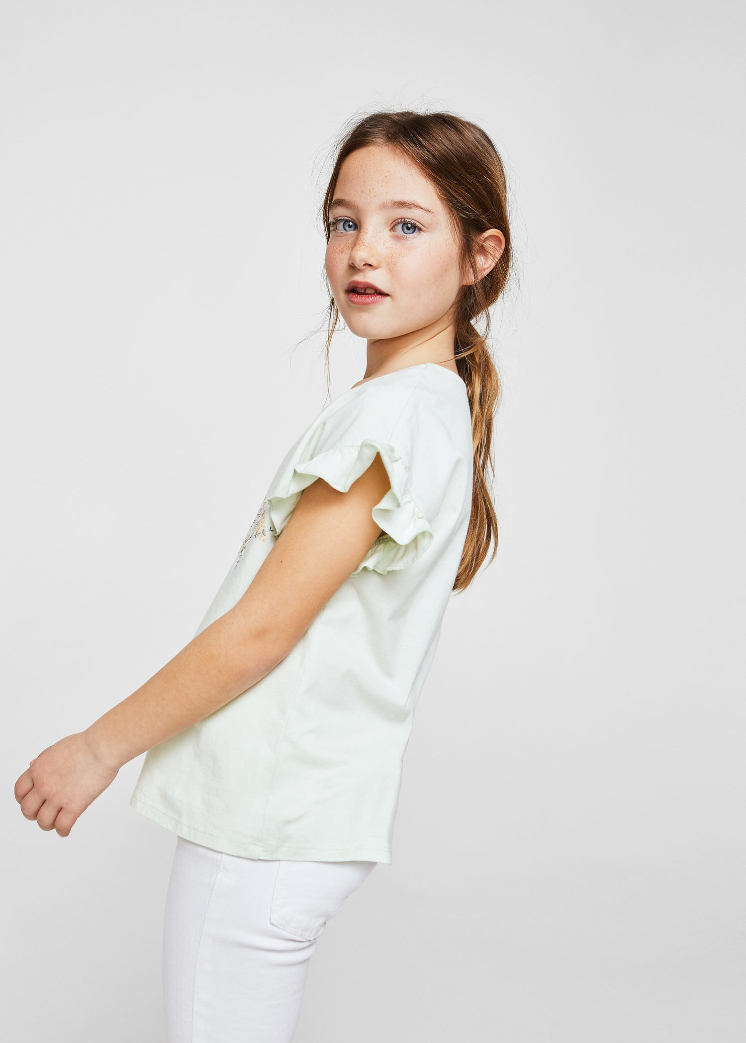 Summer kids girl vest 11-12 years 152 cm Brand New