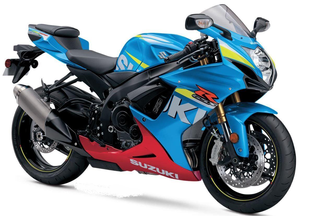 SUZUKI GSXR 750 2016 Suzuki motos