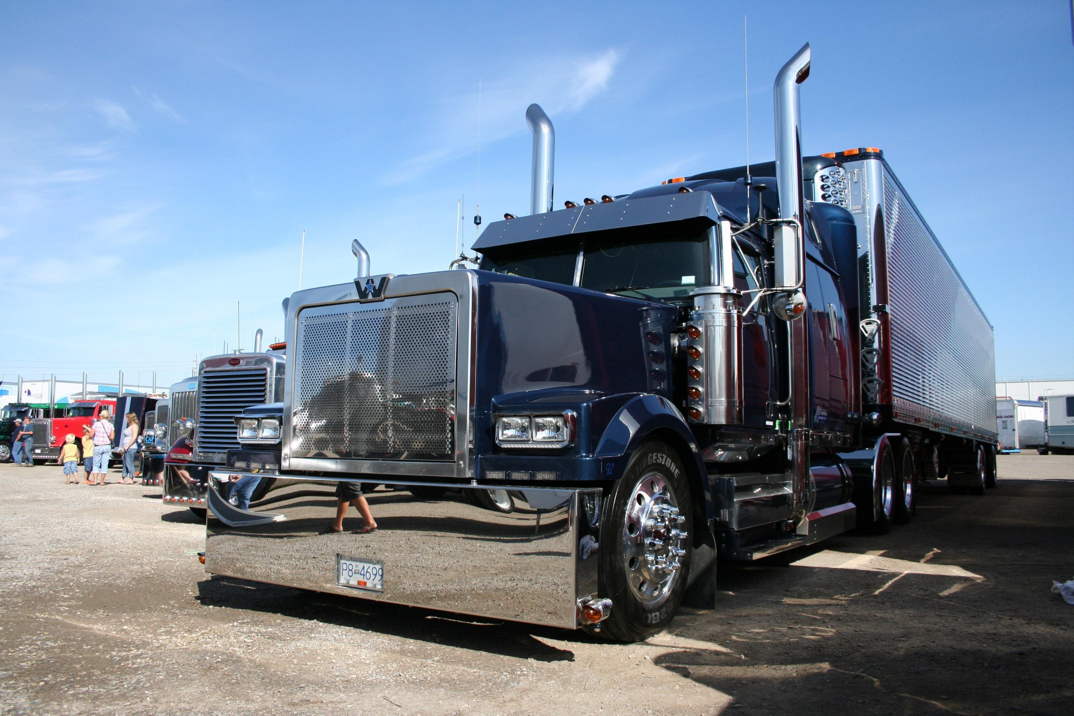 Trucking Western Star Trucks Big Trucks Built Truck