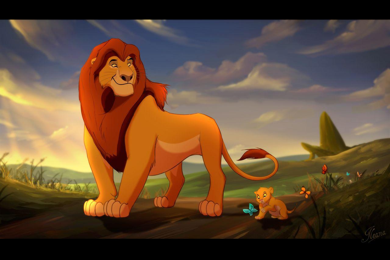 Resultado de imagen para fotos simba bebe | rey leon 2 | Pinterest ...