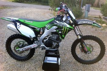 Used Kawasaki Kxf Dirt Bike Dirt Bikes For Sale Bikes For Sale