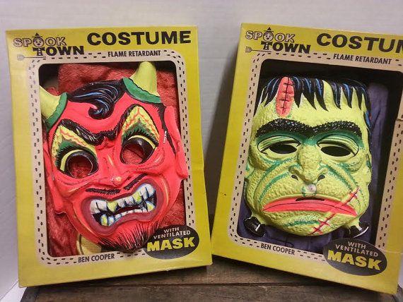 Ben Cooper Halloween Masks.Pin On Halloween Masks