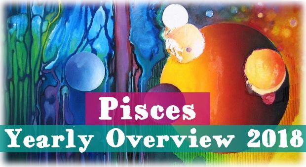 Weekly Horoscope for Pisces by Deborah Browning: