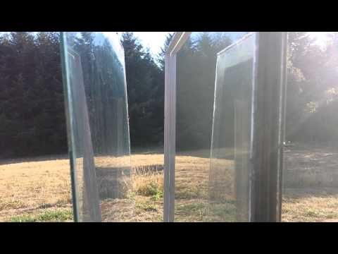 Separating An Igu Window Temporary Fix For Foggy Windows Window Repair Foggy Windows
