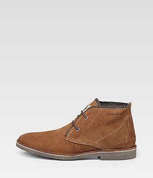 Marc O'Polo Desert Boots | Stiefel, Desert boots und Herrin