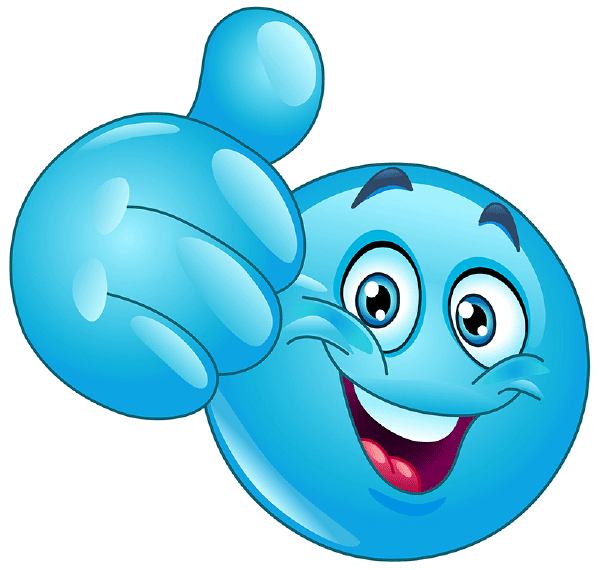 blue thumbs up emoticons o plus pinterest smiley smileys