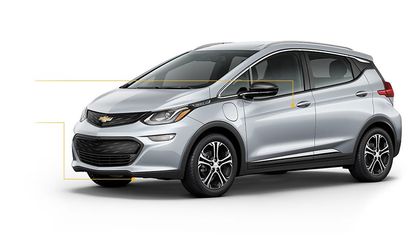 2017 Bolt Ev All Electric Vehicle All Electric Cars Chevy Bolt