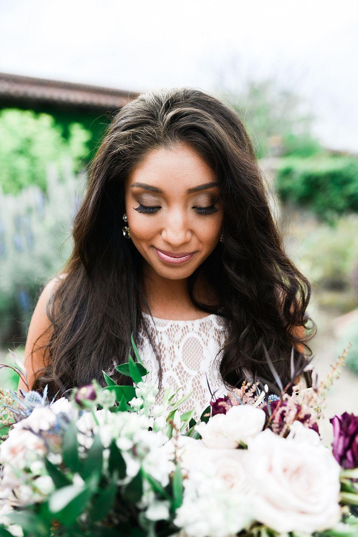 sonoma wedding, on demand hair in california for asian brides