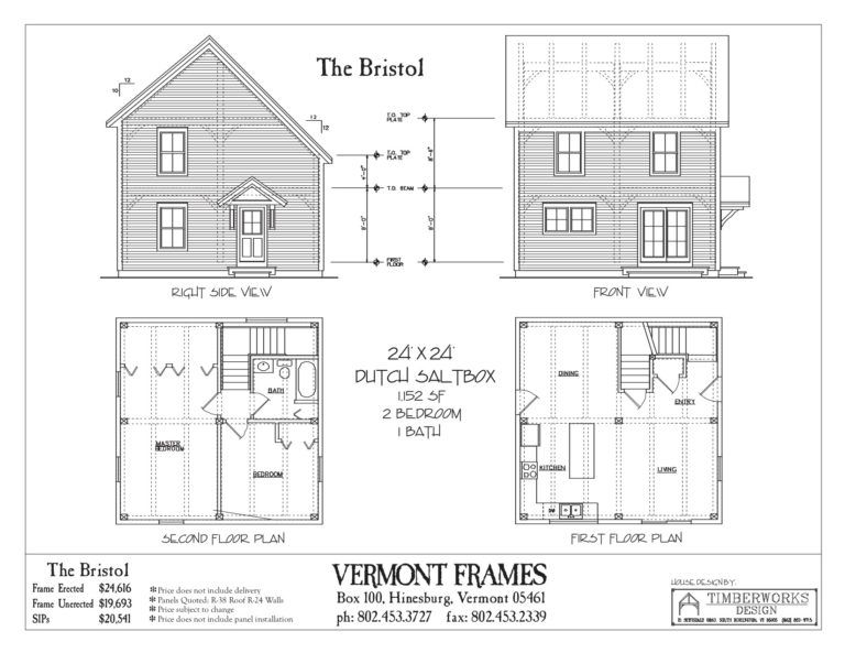 Post Beam Home Plans In Vt Timber Framing Floor Plans Vt Frames House Plans 1 Bedroom House Plans Bedroom House Plans