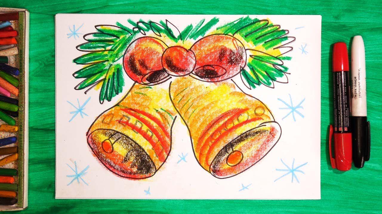Новогодняя открытка по изо 7 класс