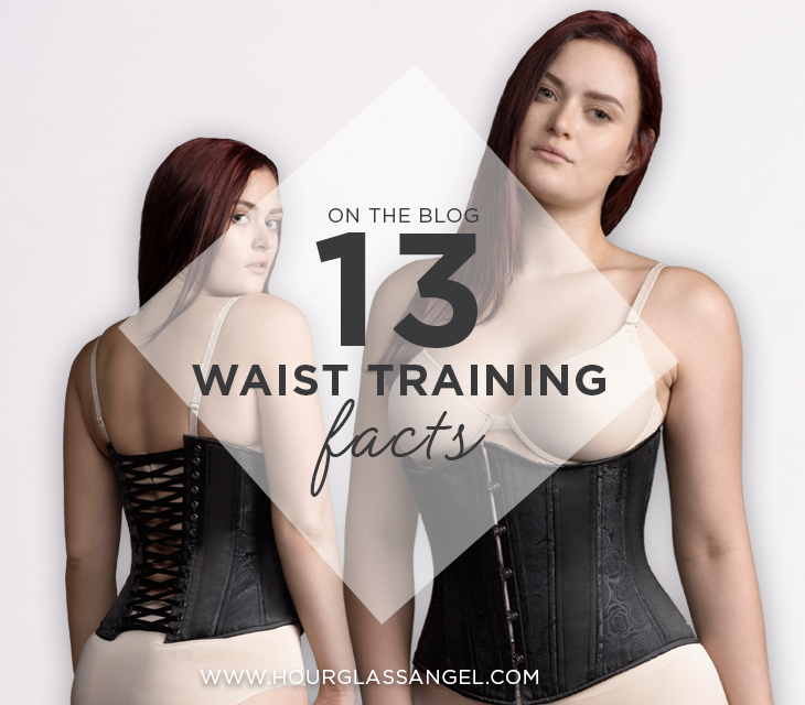 13 Essential Waist Trainer Facts | Waist Training Corsets