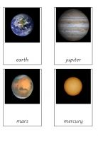 Free cards for teaching the planet with high quality images