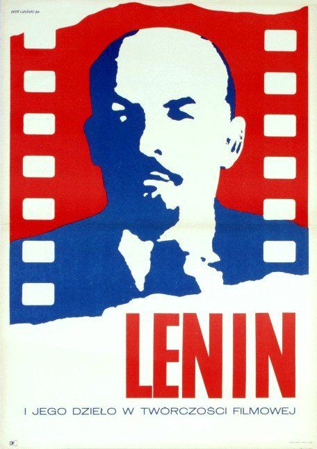 Lenin and his work in films