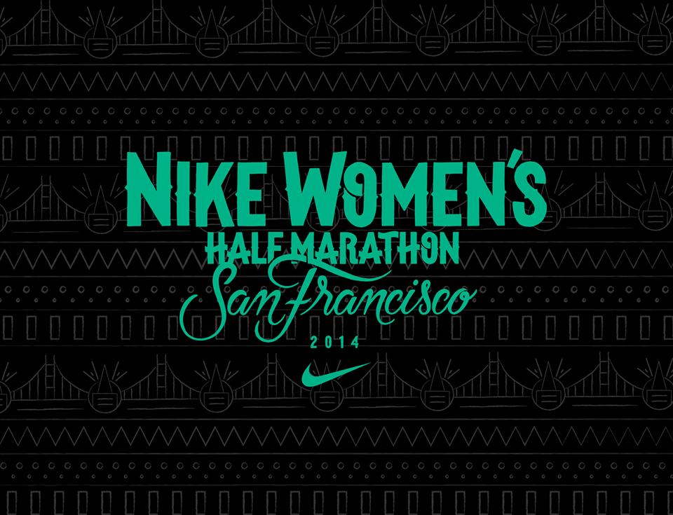 Alexis Taïeb (Tyrsa) Logo for the Nike Women's Half