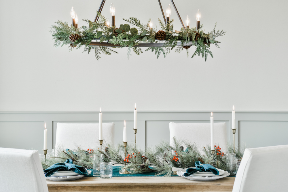 How to Decorate with Garland | Magnolia
