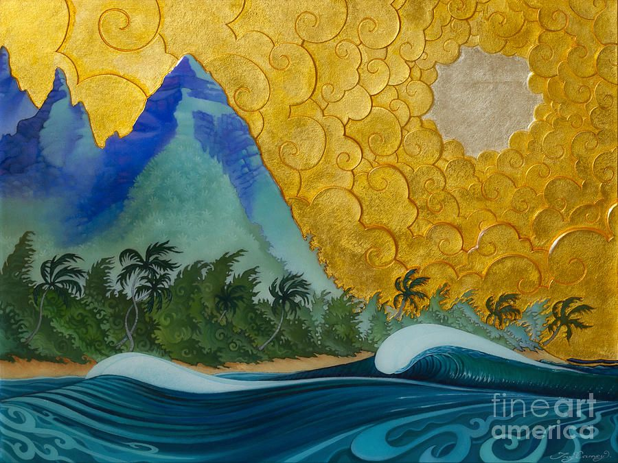 ino Kauai Painting