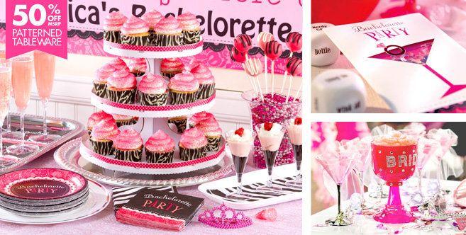 Bachelorette Party Supplies & Decorations - Bachelorett