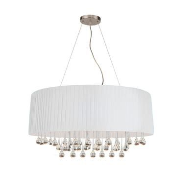 Shawson Lighting 29 7 8 Inches Pendant Chrome Finish Cp4229ch Home Depot Canada 475 Chrome Finish Chrome Ceiling Lights
