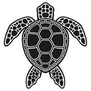 Image Result For Sea Turtle Clipart Black And White Turtle Drawing Turtle Silhouette Turtle Design