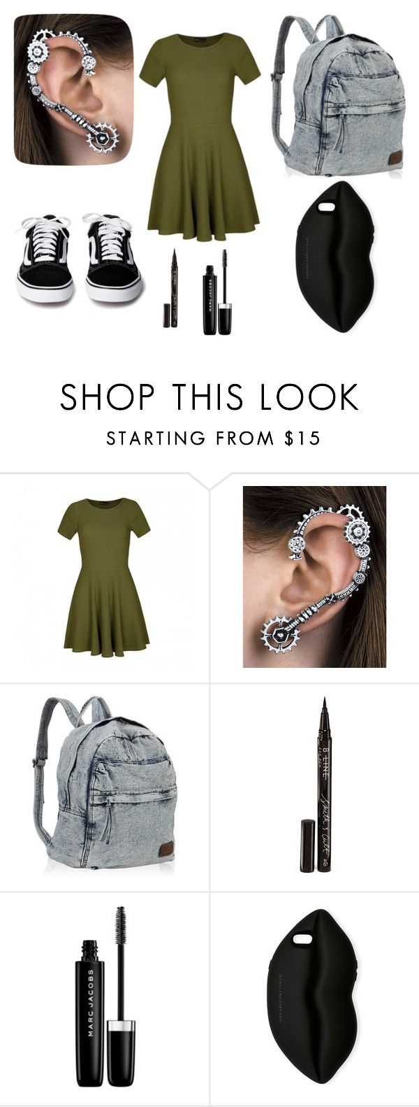 """Science club"" by skylar0629 ❤ liked on Polyvore featuring Ally Fashion, Smith & Cult, Marc Jacobs and STELLA McCARTNEY"
