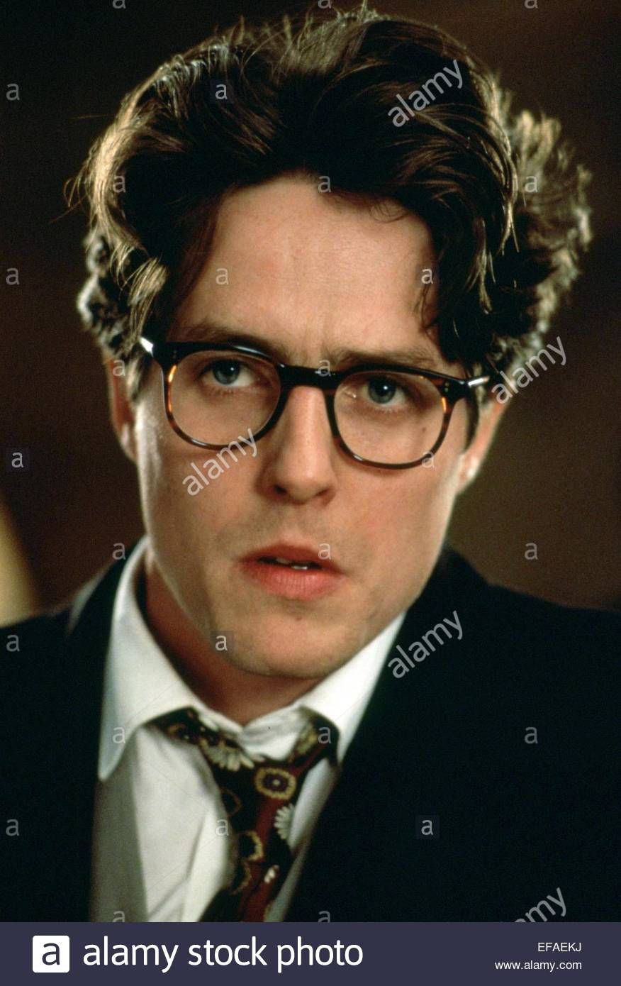 Hugh Grant Four Weddings And A Funeral 1994 Stock Photo Royalty Free Image 78292358 Alamy Hugh Grant Photo Grant