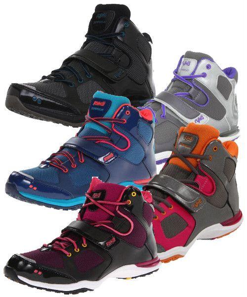 downbeat ryka dance shoes zumba colors