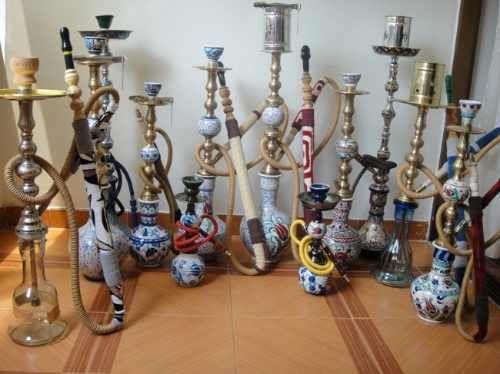 Fumar narguile, una tradición de Turquía