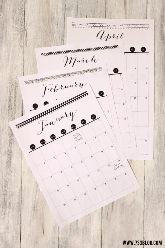 Printable Calendar  Free Printable Calendar Printable