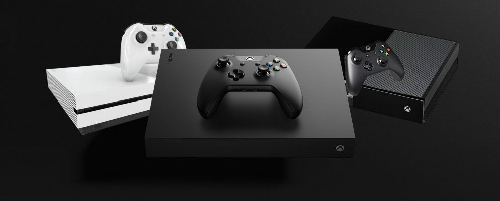 Xbox One X Vs Xbox One S Vs Xbox One What Are The Differences Xbox One S Xbox Xbox One