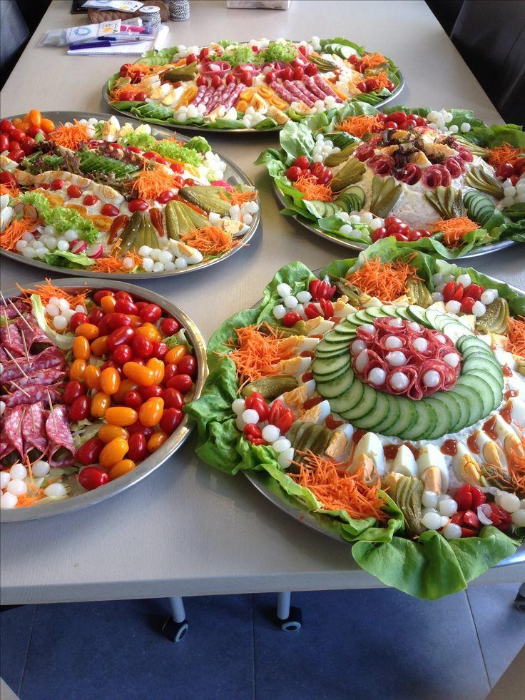 Salade composée | Recettes de cuisine, Salades composées ...