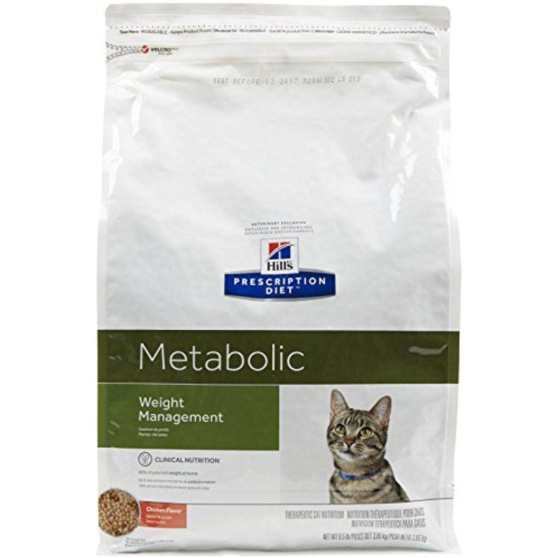 Hills prescription diet feline metabolic advanced weight
