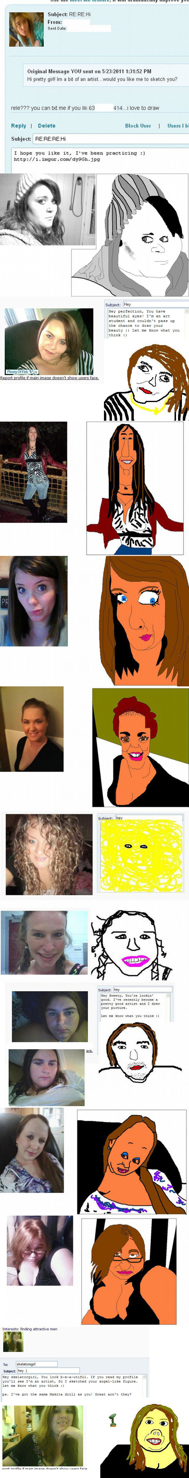 Ms paint drawings dating site