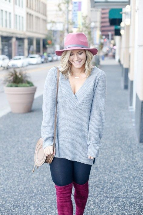Back to Basics Essential Fall Layers with Cuddl Duds is part of Layering Clothes Fall - The change in season means changes in weather temperatures  Today, I'm sharing a back to basics moment with the best essential Fall layers!