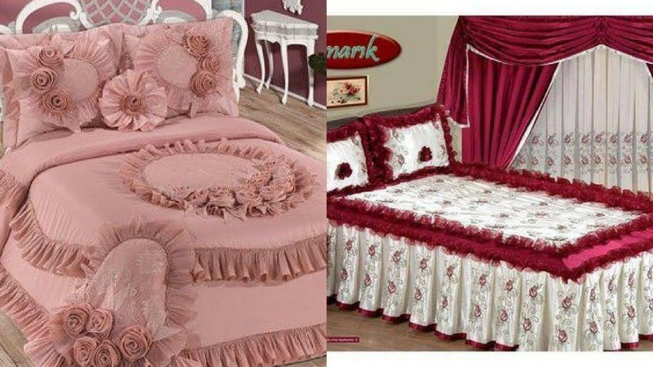 Top Class Designers Bed Sheet Designs Bridal Bed Sheet Design