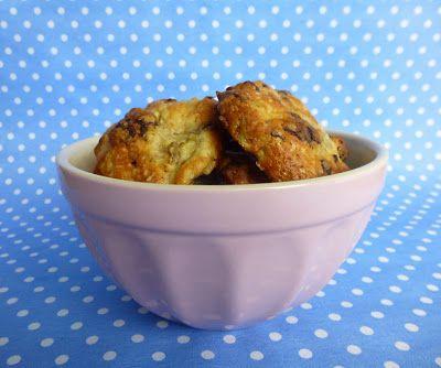 süß und köstlich: Bananencookies...süß, köstlich und unbedingt zu empfehlen...