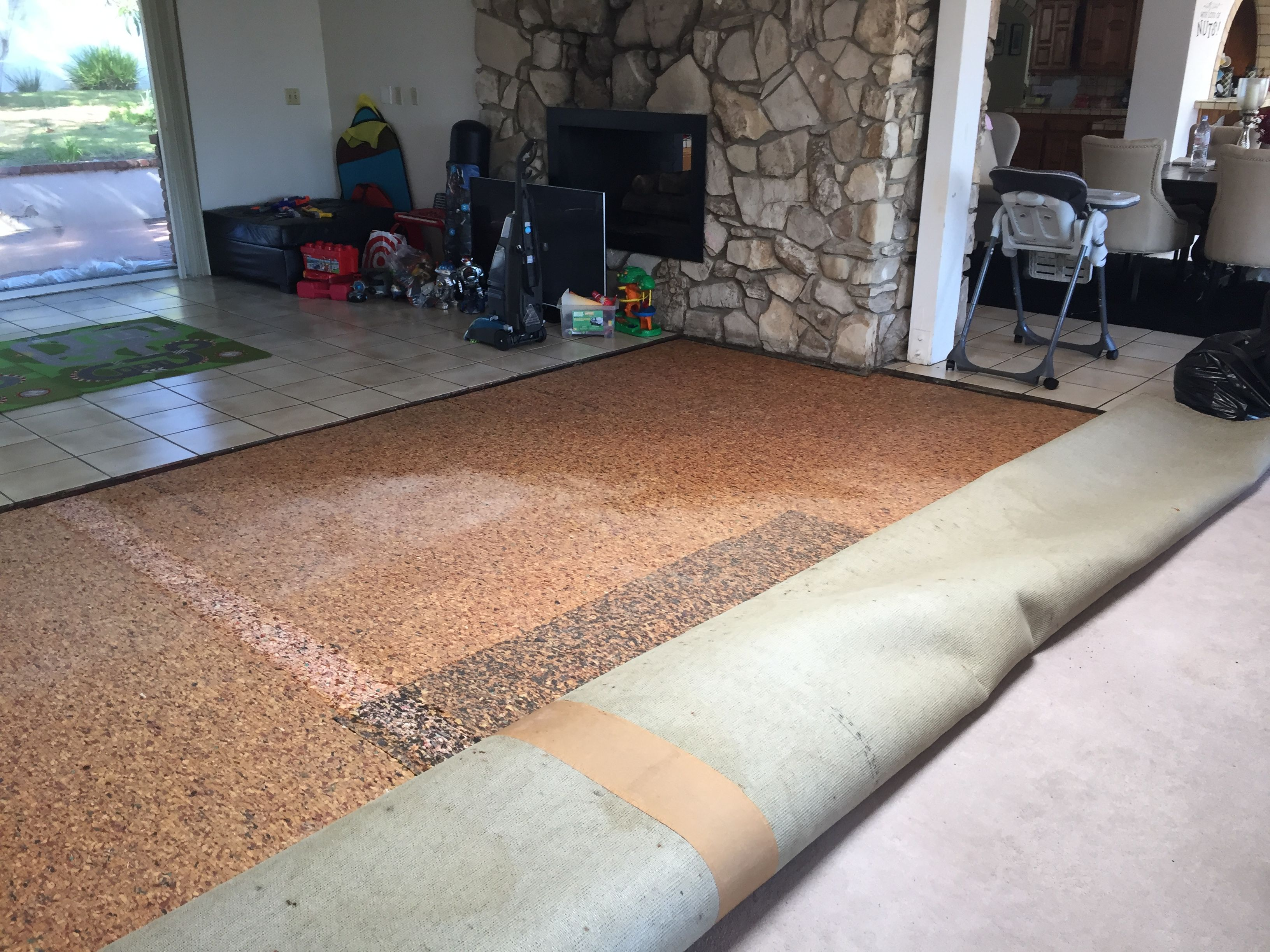 V&S Carpet and Flooring offers water damage restoration
