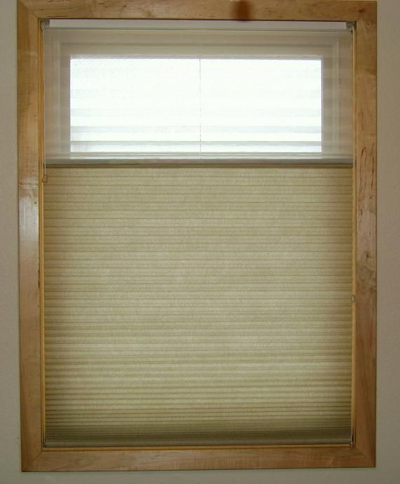 Budget Blinds Honeycomb Shades Window