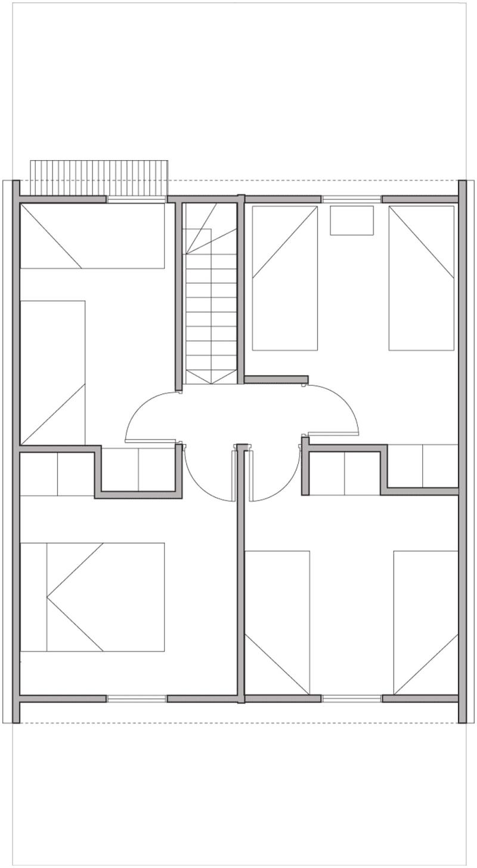 Elemental Alejandro Aravena Villa Verde Project Contemporary Architecture Architecture Floor Plans