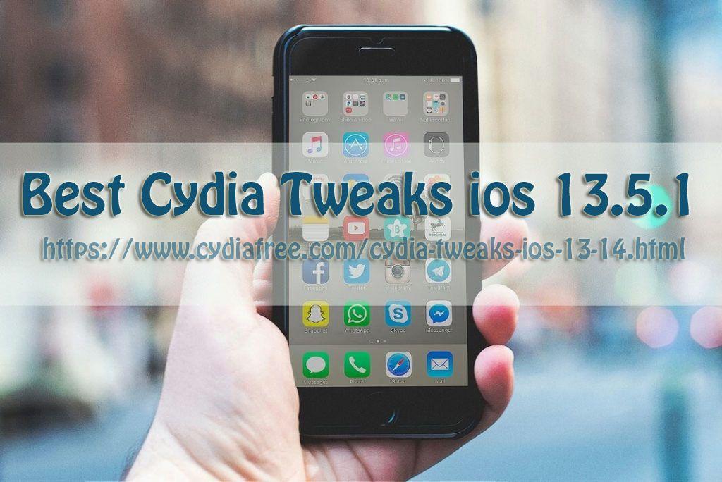 Best Cydia Tweaks Ios 13 5 1 Free App Store New Ios Ios