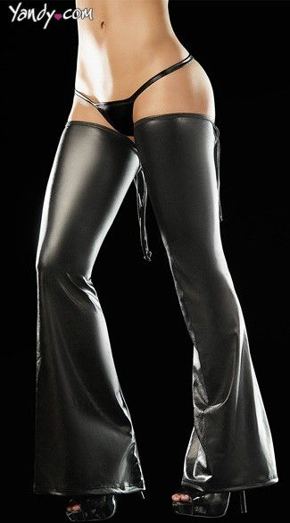 Women in leather chaps the action blog