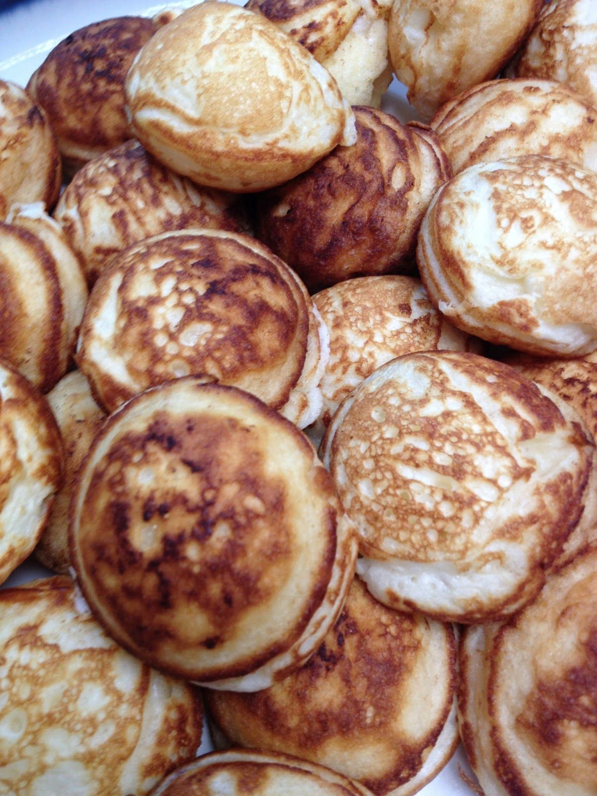 Photo of Ebelskiver (Danish Pancake Balls) | The Secret Ingredient is Love ( So fun and y…