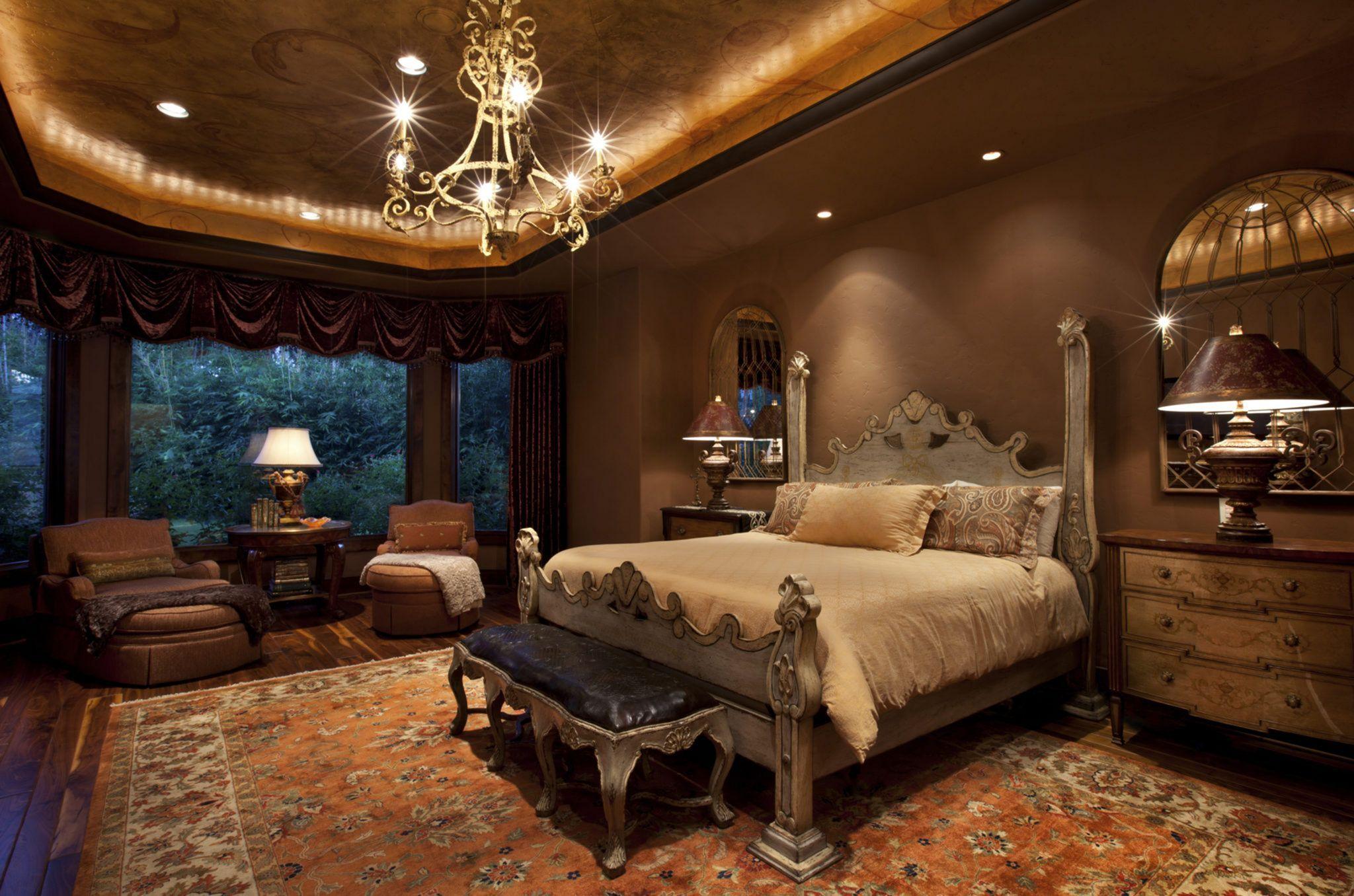 20+ lovely romantic bedroom design ideas for feeling amazing