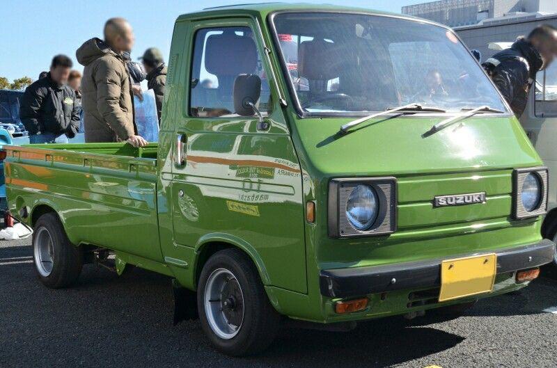 Suzuki Carry Mobil Kendaraan Barang Koleksi