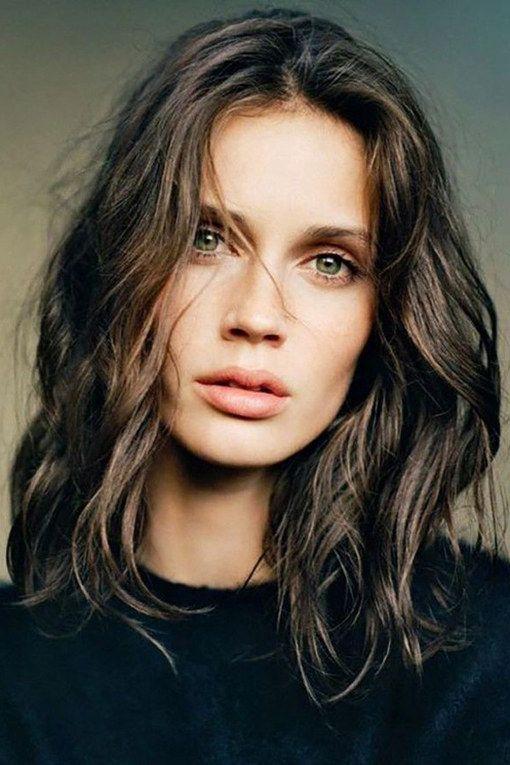 Viso allungato: consigli per il tuo look capelli   Capelli ...