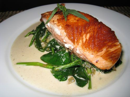 recipe: tarragon sauce for fish [33]