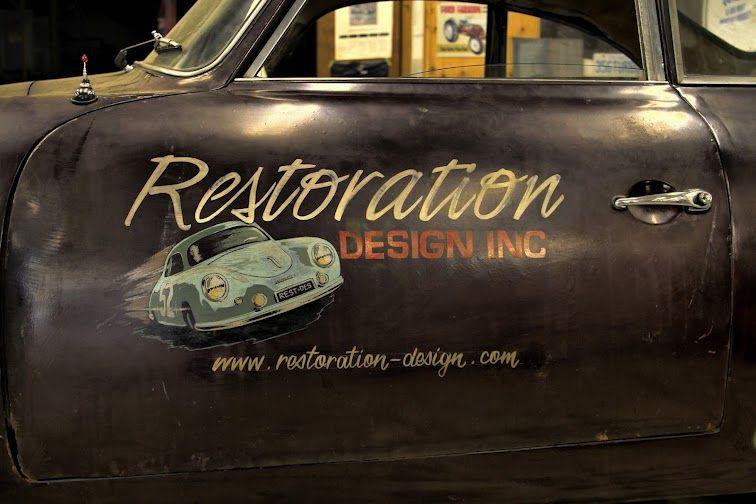 Restoration Design Manufacturers Of Porsche Sheet Metal Parts Logo On 1952 Pre A 356 Body Bumper Design Restoration Metal Panels