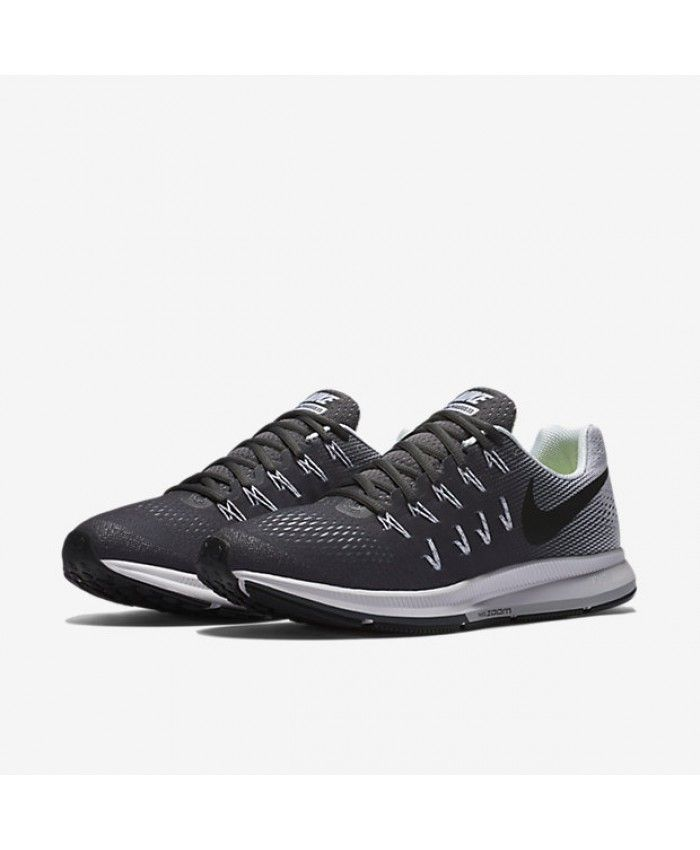 99548336e4827f Nike Air Zoom Pegasus 33 Dark Grey/White/Black Mens Shoes | Nike Air ...